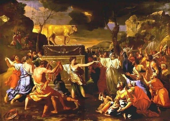Τι δεν λέει ο Λόγος του Θεού:οτι ο Θεός κατοικεί σε άψυχα πράγματα